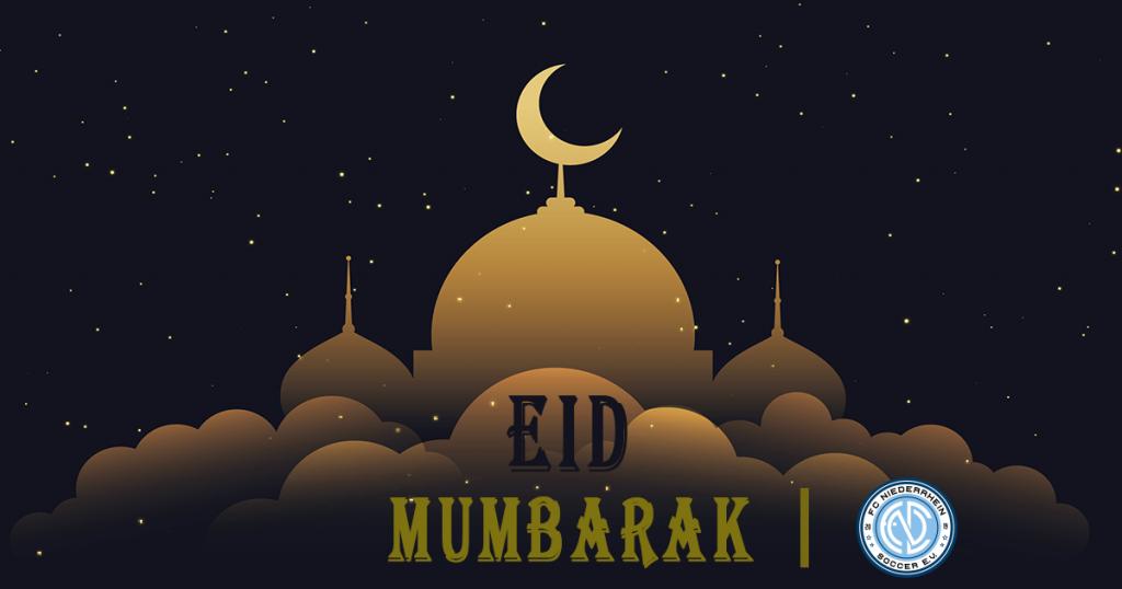 Wir wünschen allen Muslimen ein gesegnetes Fest und viel Freude mit euren liebsten. 🕌💙🤍🖤